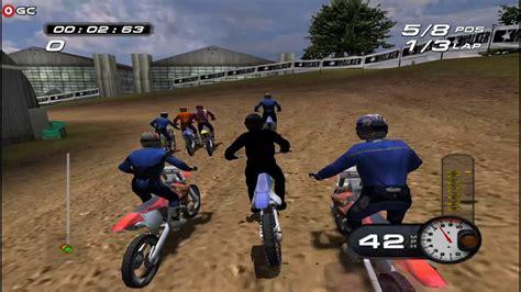 motocross racing videos youtube mx superfly motocross racing games nintendo gamecube