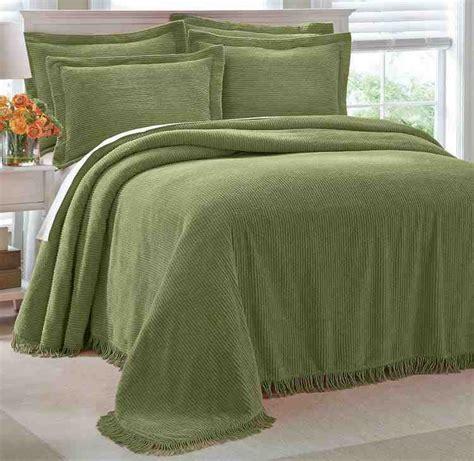 chenille bedspread size decor ideasdecor ideas