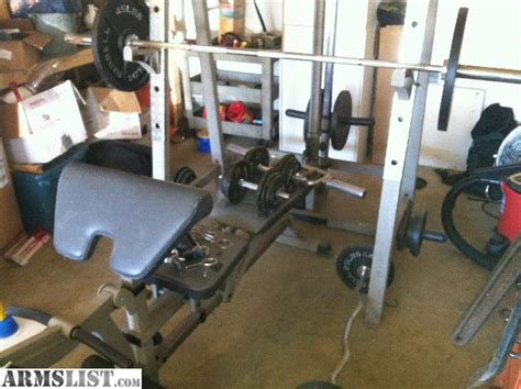 olympic bench press rules armslist for sale trade home gym weight bench set and