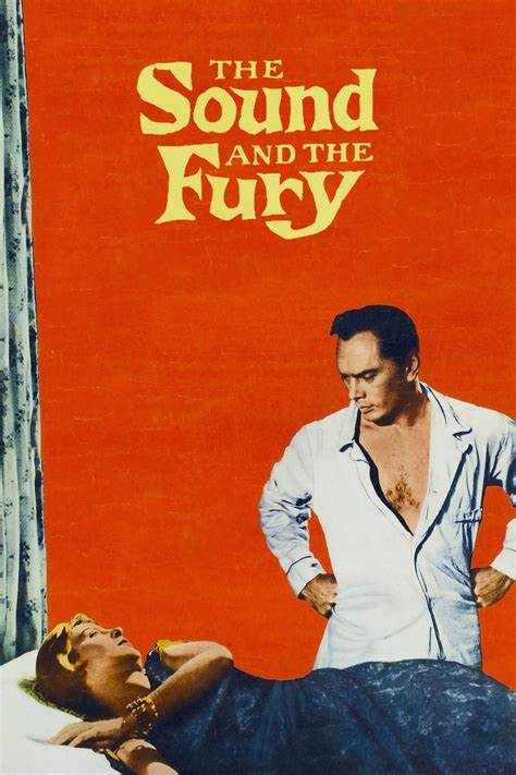 Sound And Fury the sound and the fury 1959 posters the