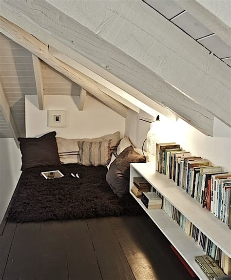 attic area kids cozy corners for reading reading areas kidspace