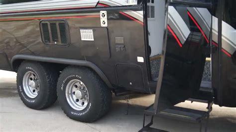 2002 Diesel Revcon Trailblazer 4x4 RV   YouTube