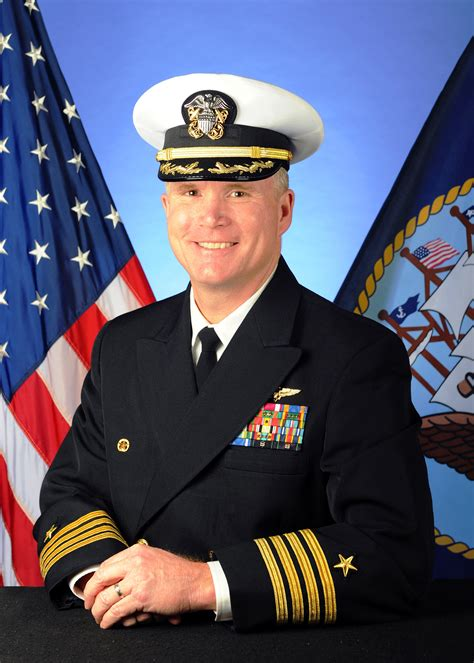 Naval Sw commanding officer