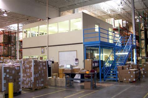 good warehouse layout case study inplant office building for warehouse managers portafab