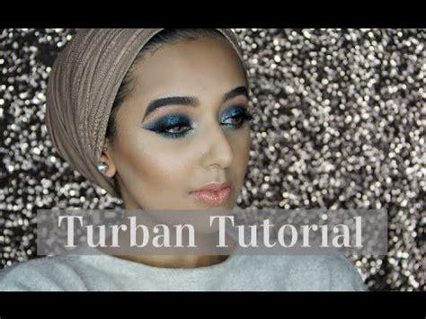 turban tutorial liberty london turban tutorial with liberty london ootd doovi