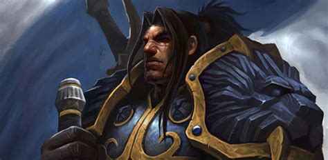 Simply Varian your lore king varian wrynn or how i learned to