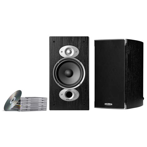 polk rti a1 bookshelf speakers west coast hi fi