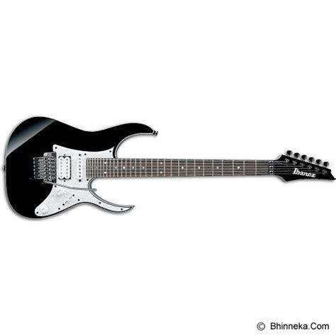 Gitar Elektrik Ibanes jual ibanez gitar elektrik rg2011scbk black murah bhinneka