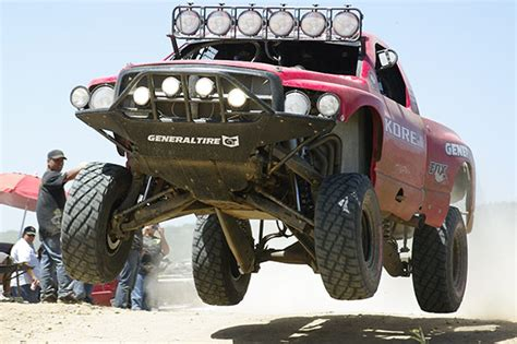 baja truck suspension kore dominates class 8 at baja 500 kore road