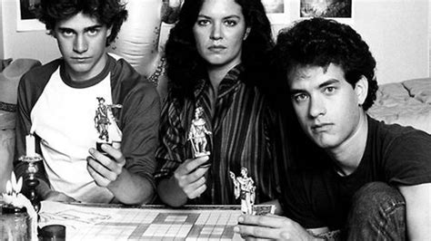 film drama musical tom hanks film debut was a drama about dungeons dragons