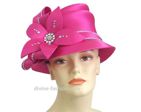 s dressy church hat dress hats pink h735 ebay