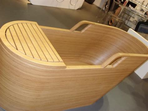 How To Make Wooden Bathtub by Inspiring Wooden Bathroom Collection Milan 2010 Freshome