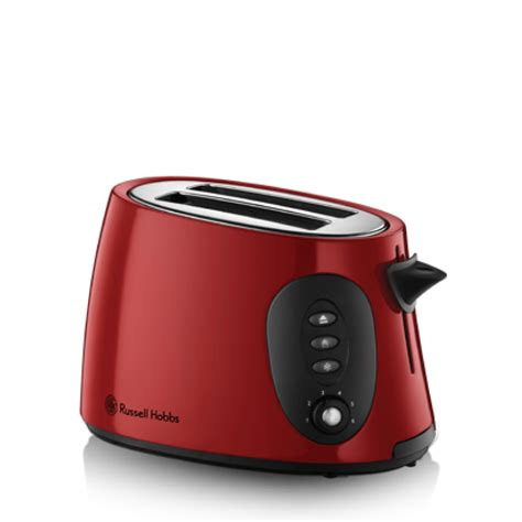 red small kitchen appliances russell hobbs 18580 red toaster toaster kitchen