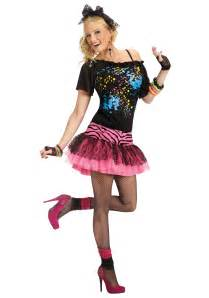 city costumes for halloween 80s pop party costume
