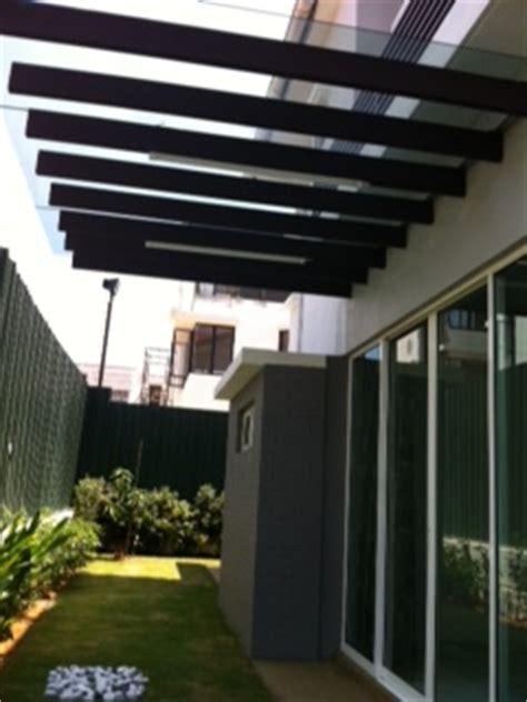 Glass veranda, porch, patio, canopy & pergola Glass