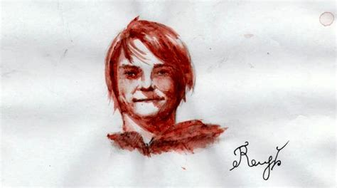 Broken A Person By Raccoon Psychopath On Deviantart by Blood By Raccoon Psychopath On Deviantart