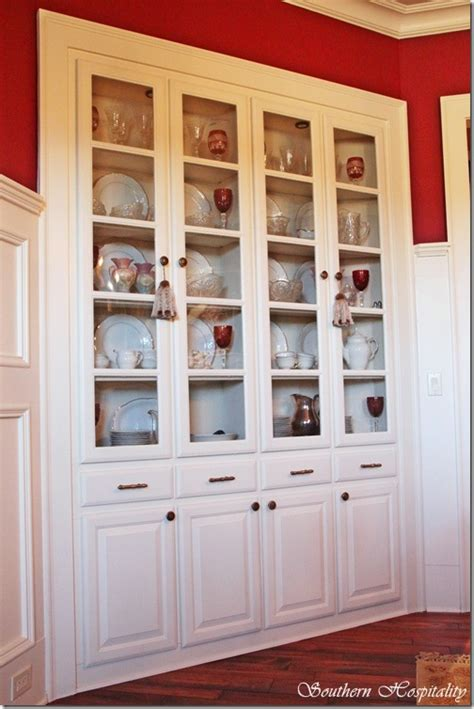 Built In China Cabinets by Feature Friday Craftsman Home In Cartersville Part 1