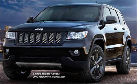 Grand Jeep Altitude Three New Jeeps With Altitude And Attitude Safford