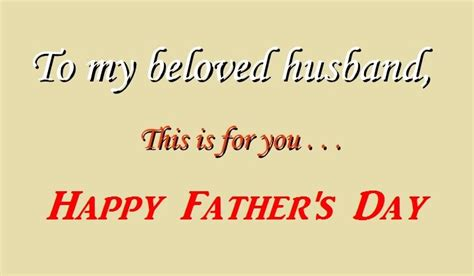 happy fathers day quotes to husband happy fathers day quotes poems from for husband