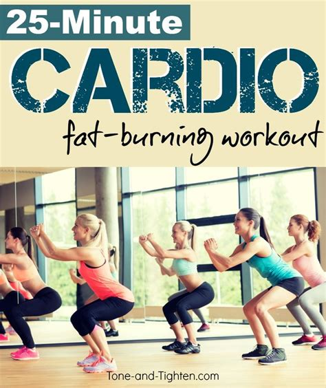1000 ideas about burning cardio workout on