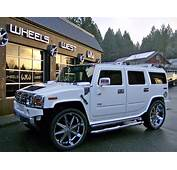Cars Blog Hummer H2 Pictures Wallpapers