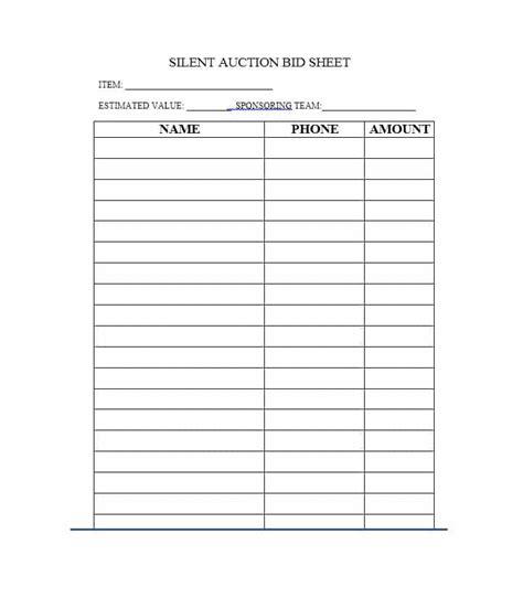 silent auction flyer template writing item descriptions for a