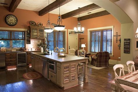Custom Home Interior by Morton Buildings Custom Home Interior In Dickson