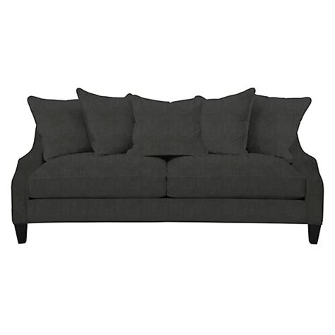 z gallerie brighton sofa brighton sofa made in the usa furniture collections