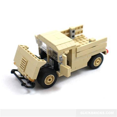 lego army humvee humvee army slick bricks