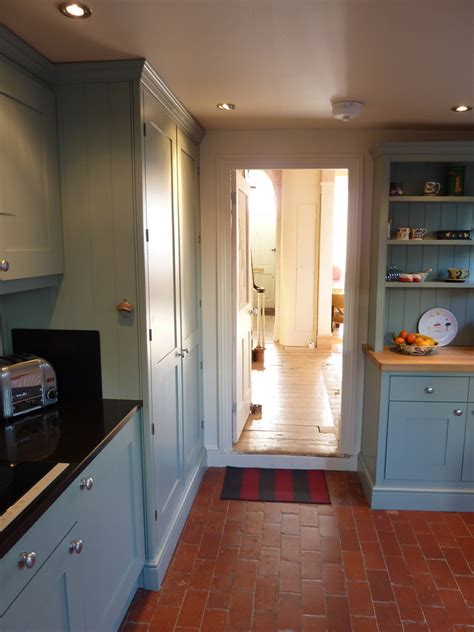 Blue Grey Painted Kitchen By Peter Henderson Furniture | blue grey painted kitchen by peter henderson furniture