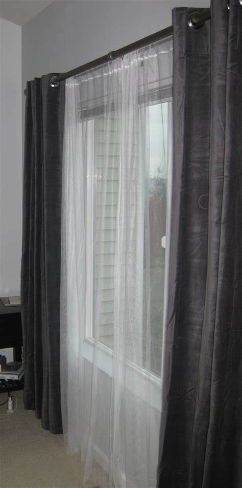 curtains for double window curtains with sheers house bfast nook fireplace laundry