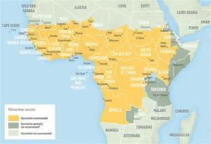 yellow fever map south america yellow fever maps yellow fever cdc