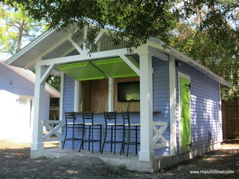 Bar Shed Designs by The Snack Shack Tiny House Swoon