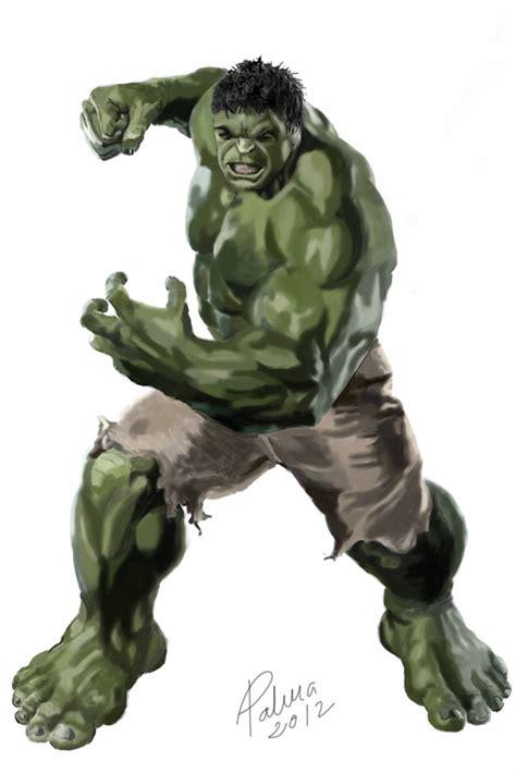 imagenes sorprendentes de hulk el increible hulk por gepahu dibujando