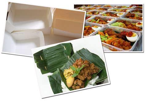 Kemasan Nasi Box Catering Di Bandung Lembang Octagon Jasa Catering
