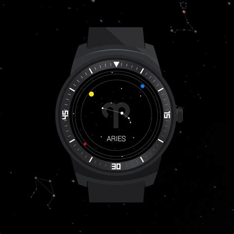 2e hands zodiac digital watch face zodiac for android apk download