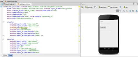 belajar membuat aplikasi android sederhana belajar android studio dengan membuat aplikasi android