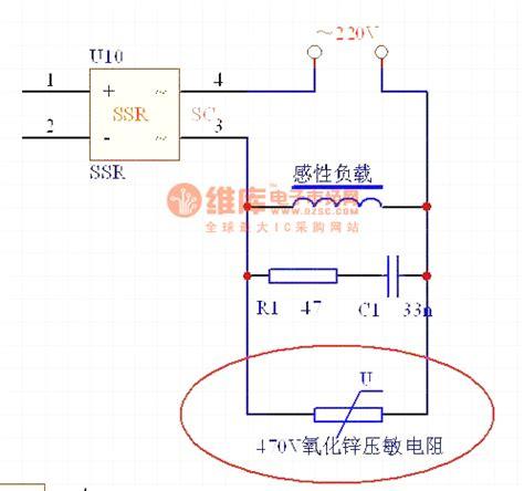Varistor circuit diagram   Sensor Circuit   Circuit