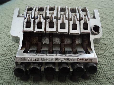 Edge 3 Ibanez Tremolo Updown Not Bridge Up Floydrose Zero Pro Fr original ibanez edge tremolo system price drop reverb