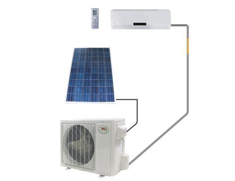 Ac Mini ymgi 18000 btu 220v solar assisted mini split heat ac