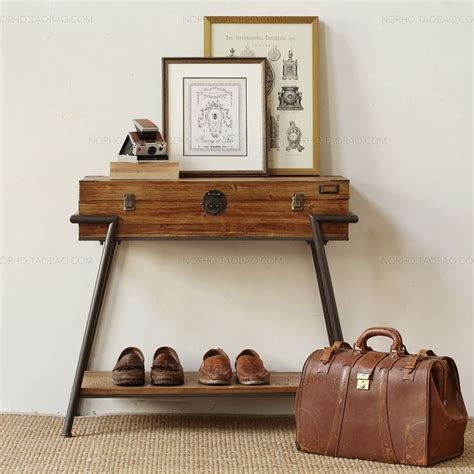 cool rack shoes wood box    images side