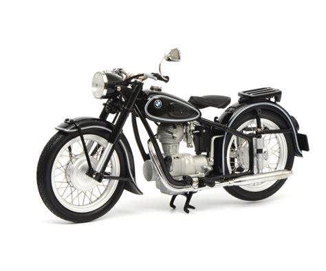 Motorradmodelle 1 10 Bmw by Bmw R25 3 Mit Einzelsitz Schwarz 1 10 Edition 1 10