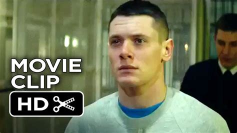 starred up film youtube starred up movie clip eric arrives in prison 2014