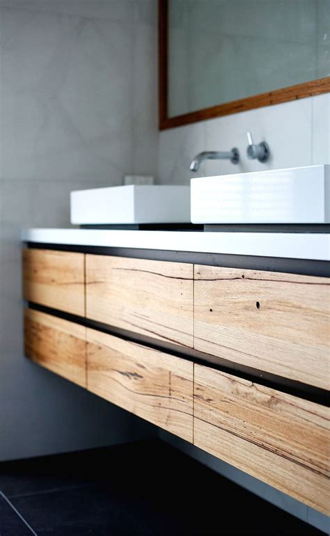 Custom Made Bathroom Vanities Melbourne by Best 25 Timber Vanity Ideas On Timber