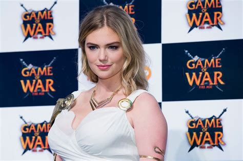 kate upton s game of war fire age commercial ups the kate upton game of war fire age promotional event in