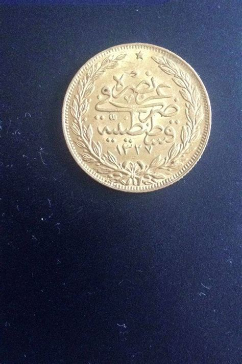 ottoman gold coins ottoman gold coin question coin community forum