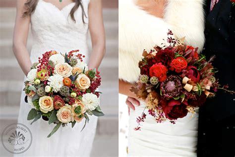 Red Winter Wedding Bouquet   Elizabeth Anne Designs: The