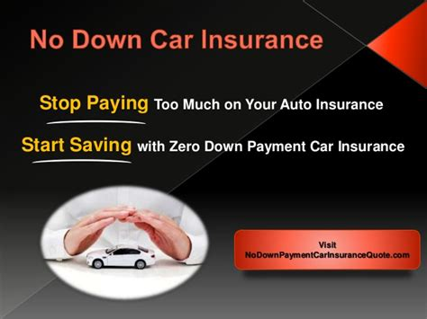 Low Cost Auto Insurance by Low Cost Car Insurance With No Payment