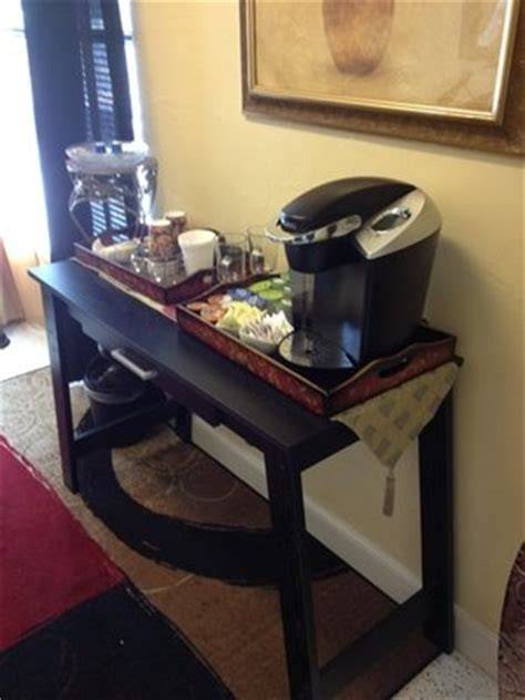 office coffee station table coffee station in lobby coffee machine offices lobbies