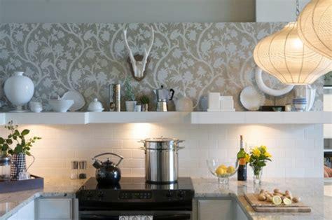 new kitchen backsplash wallpaper nice wallpaper ideas 12 wohnideen f 252 r wandgestaltung mit sch 246 nen tapeten